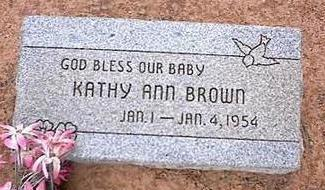 BROWN, KATHY ANN - Pinal County, Arizona | KATHY ANN BROWN - Arizona Gravestone Photos