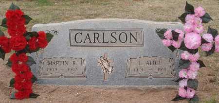 CARLSON, MARTIN RUDOLPH - Pinal County, Arizona | MARTIN RUDOLPH CARLSON - Arizona Gravestone Photos