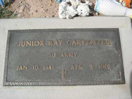 CARPENTER, JUNIOR RAY - Pinal County, Arizona | JUNIOR RAY CARPENTER - Arizona Gravestone Photos