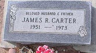 CARTER, JAMES R. - Pinal County, Arizona | JAMES R. CARTER - Arizona Gravestone Photos