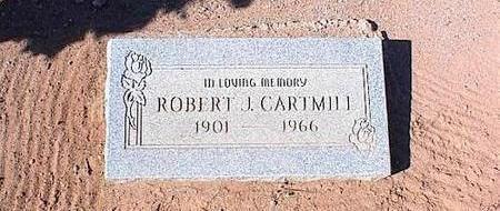 CARTMILL, ROBERT J. - Pinal County, Arizona | ROBERT J. CARTMILL - Arizona Gravestone Photos