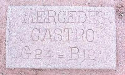 CASTRO, MERCEDES - Pinal County, Arizona | MERCEDES CASTRO - Arizona Gravestone Photos