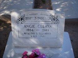 CELAYA, ANGIE - Pinal County, Arizona   ANGIE CELAYA - Arizona Gravestone Photos