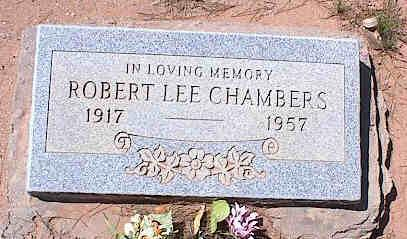 CHAMBERS, ROBERT LEE - Pinal County, Arizona | ROBERT LEE CHAMBERS - Arizona Gravestone Photos