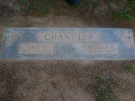 CHANDLER, MARY E. - Pinal County, Arizona | MARY E. CHANDLER - Arizona Gravestone Photos