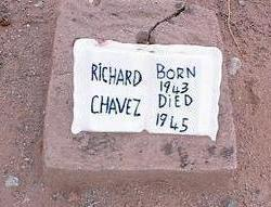 CHAVEZ, RICHARD - Pinal County, Arizona | RICHARD CHAVEZ - Arizona Gravestone Photos