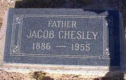 CHESLEY, JACOB - Pinal County, Arizona | JACOB CHESLEY - Arizona Gravestone Photos