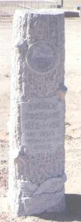 COCHRANE, ANDREW - Pinal County, Arizona | ANDREW COCHRANE - Arizona Gravestone Photos