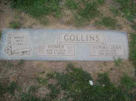 COLLINS, NORMA JEAN - Pinal County, Arizona | NORMA JEAN COLLINS - Arizona Gravestone Photos