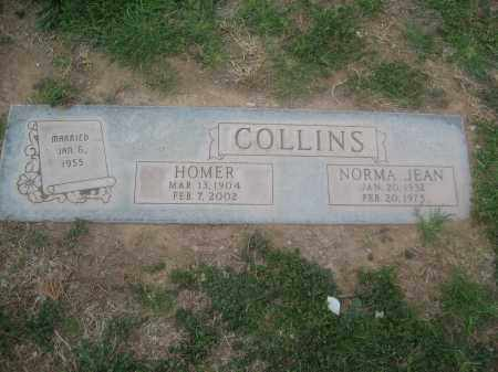 COLLINS, NORMA JEAN - Pinal County, Arizona | NORMA JEAN COLLINS - Arizona Gravestone Photos
