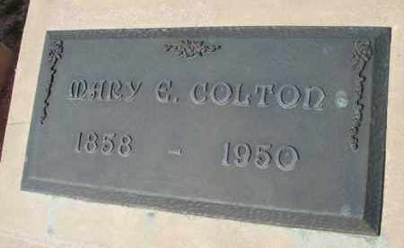 KENTFIELD COLTON, MARY ESTELLE - Pinal County, Arizona | MARY ESTELLE KENTFIELD COLTON - Arizona Gravestone Photos