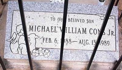 CONS, MICHAEL WILLIAM, JR. - Pinal County, Arizona | MICHAEL WILLIAM, JR. CONS - Arizona Gravestone Photos