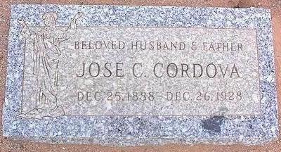 CORDOVA, JOSE C. - Pinal County, Arizona | JOSE C. CORDOVA - Arizona Gravestone Photos