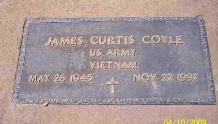 COYLE, JAMES CURTIS - Pinal County, Arizona | JAMES CURTIS COYLE - Arizona Gravestone Photos