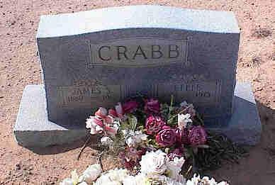 CRABB, EFFIE - Pinal County, Arizona | EFFIE CRABB - Arizona Gravestone Photos