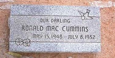 CUMMINS, RONALD MAC - Pinal County, Arizona | RONALD MAC CUMMINS - Arizona Gravestone Photos