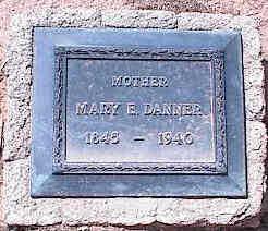 DEFFENBAUGH DANNER, MARY ELIZABETH - Pinal County, Arizona   MARY ELIZABETH DEFFENBAUGH DANNER - Arizona Gravestone Photos