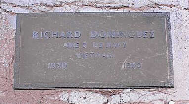 DOMINGUEZ, RICHARD - Pinal County, Arizona | RICHARD DOMINGUEZ - Arizona Gravestone Photos