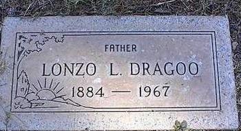 DRAGOO, LONZO L. - Pinal County, Arizona | LONZO L. DRAGOO - Arizona Gravestone Photos