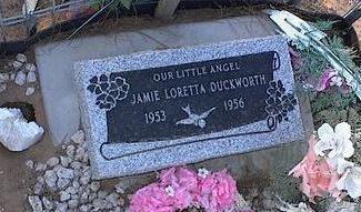 DUCKWORTH, JAMIE LORETTA - Pinal County, Arizona | JAMIE LORETTA DUCKWORTH - Arizona Gravestone Photos