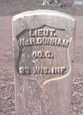 DUNHAM, WILLIAM H. - Pinal County, Arizona   WILLIAM H. DUNHAM - Arizona Gravestone Photos
