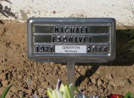 ESQUIVEL, MICHAEL DION - Pinal County, Arizona | MICHAEL DION ESQUIVEL - Arizona Gravestone Photos