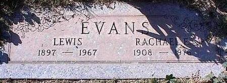 EVANS, LEWIS - Pinal County, Arizona | LEWIS EVANS - Arizona Gravestone Photos
