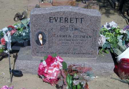 EVERETT, CARMEN - Pinal County, Arizona   CARMEN EVERETT - Arizona Gravestone Photos