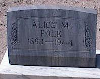 FALK, ALICE M. - Pinal County, Arizona | ALICE M. FALK - Arizona Gravestone Photos