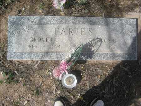 FARIES, TREACY G. - Pinal County, Arizona | TREACY G. FARIES - Arizona Gravestone Photos