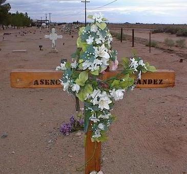 FARIS, ASENCIO - Pinal County, Arizona | ASENCIO FARIS - Arizona Gravestone Photos