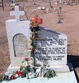 FELIX, GUADALUPE V. - Pinal County, Arizona   GUADALUPE V. FELIX - Arizona Gravestone Photos