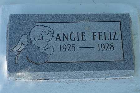 FELIZ, ANGIE - Pinal County, Arizona   ANGIE FELIZ - Arizona Gravestone Photos