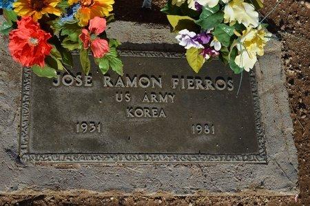 FIERROS, JOSE RAMON - Pinal County, Arizona | JOSE RAMON FIERROS - Arizona Gravestone Photos