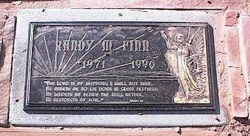 FINN, RANDY M. - Pinal County, Arizona   RANDY M. FINN - Arizona Gravestone Photos