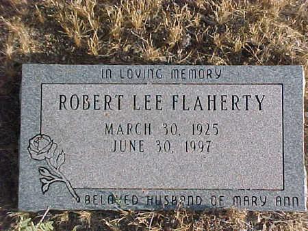 FLAHERTY, ROBERT LEE - Pinal County, Arizona | ROBERT LEE FLAHERTY - Arizona Gravestone Photos