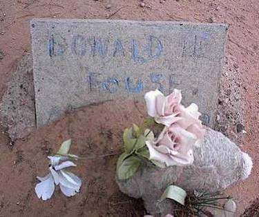 FOUSE, DONALD - Pinal County, Arizona | DONALD FOUSE - Arizona Gravestone Photos