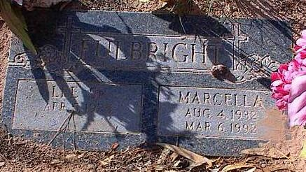 FULBRIGHT, LEE, JR. - Pinal County, Arizona | LEE, JR. FULBRIGHT - Arizona Gravestone Photos