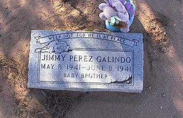 GALENDO, JIMMY PEREZ - Pinal County, Arizona | JIMMY PEREZ GALENDO - Arizona Gravestone Photos