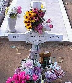 GAONA, ANTONIO - Pinal County, Arizona | ANTONIO GAONA - Arizona Gravestone Photos