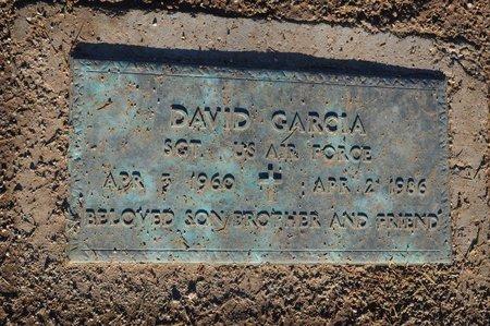 GARCIA, DAVID - Pinal County, Arizona | DAVID GARCIA - Arizona Gravestone Photos