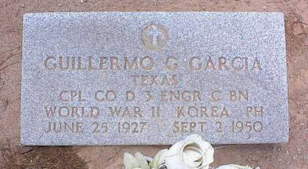 GARCIA, GUILLERMO G. - Pinal County, Arizona | GUILLERMO G. GARCIA - Arizona Gravestone Photos