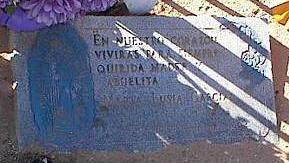 GARCIA, MARIA LUSIA - Pinal County, Arizona | MARIA LUSIA GARCIA - Arizona Gravestone Photos