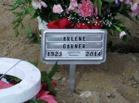 "REEVES GARNER, ARLENE ""ARLEEN"" INDA - Pinal County, Arizona | ARLENE ""ARLEEN"" INDA REEVES GARNER - Arizona Gravestone Photos"