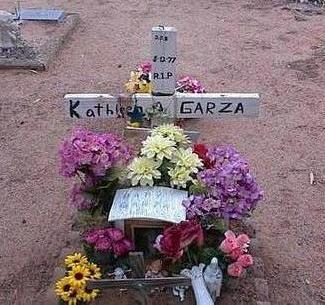 GARZA, KATHLEEN - Pinal County, Arizona | KATHLEEN GARZA - Arizona Gravestone Photos