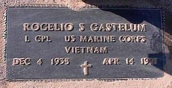 GASTELUM, ROGELIO S. - Pinal County, Arizona | ROGELIO S. GASTELUM - Arizona Gravestone Photos