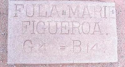 GIGUEROA, FULA MARIE - Pinal County, Arizona | FULA MARIE GIGUEROA - Arizona Gravestone Photos