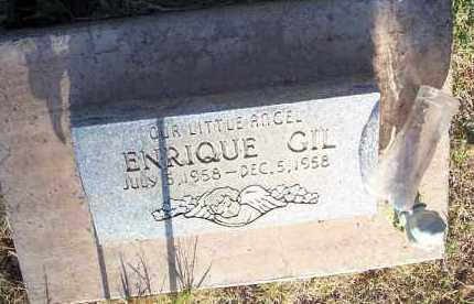 GIL, ENRIQUE - Pinal County, Arizona | ENRIQUE GIL - Arizona Gravestone Photos