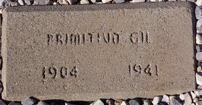 GIL, PRIMINVO - Pinal County, Arizona   PRIMINVO GIL - Arizona Gravestone Photos