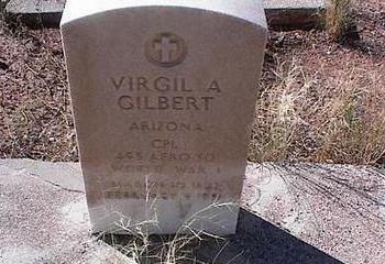 GILBERT, VIRGIL A. - Pinal County, Arizona   VIRGIL A. GILBERT - Arizona Gravestone Photos